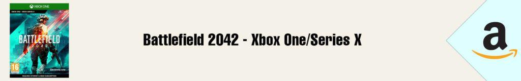 Banner Amazon Battlefield 2042 Xbox
