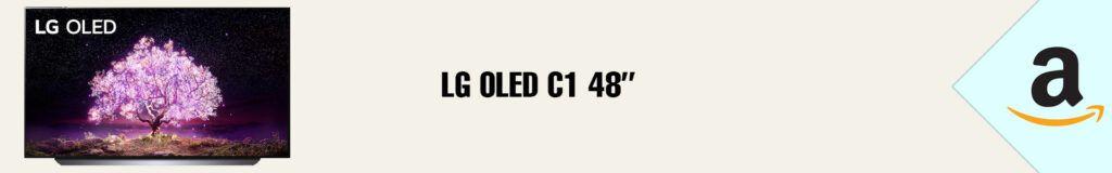 Banner Amazon LG OLED C1 48
