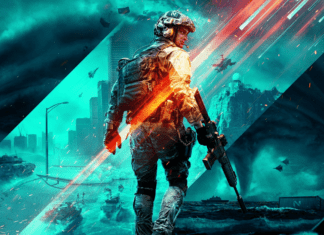 Battlefield 2042 cover DICE EA