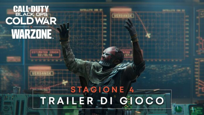 Call of Duty Black Ops Cold War Warzone Stagione 4