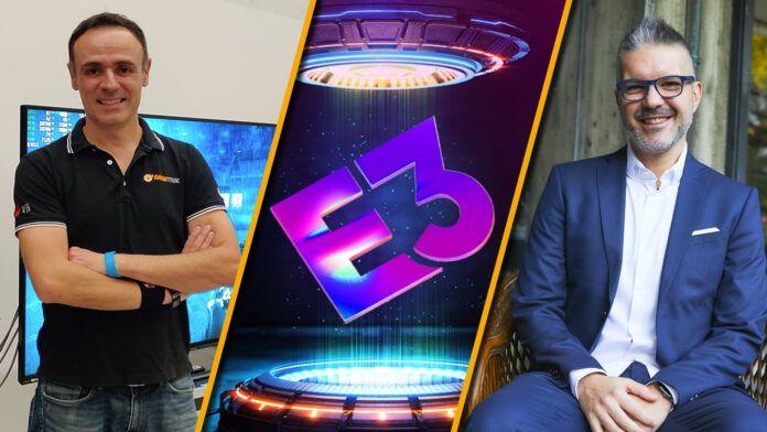 E3 2021 Gametime Roberto Buffa Tanzen Gameplay Café