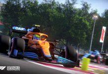 F1 2021 Electronic Arts Codemasters 1