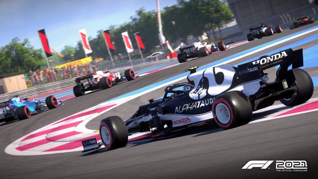 F1 2021 Electronic Arts Codemasters 3