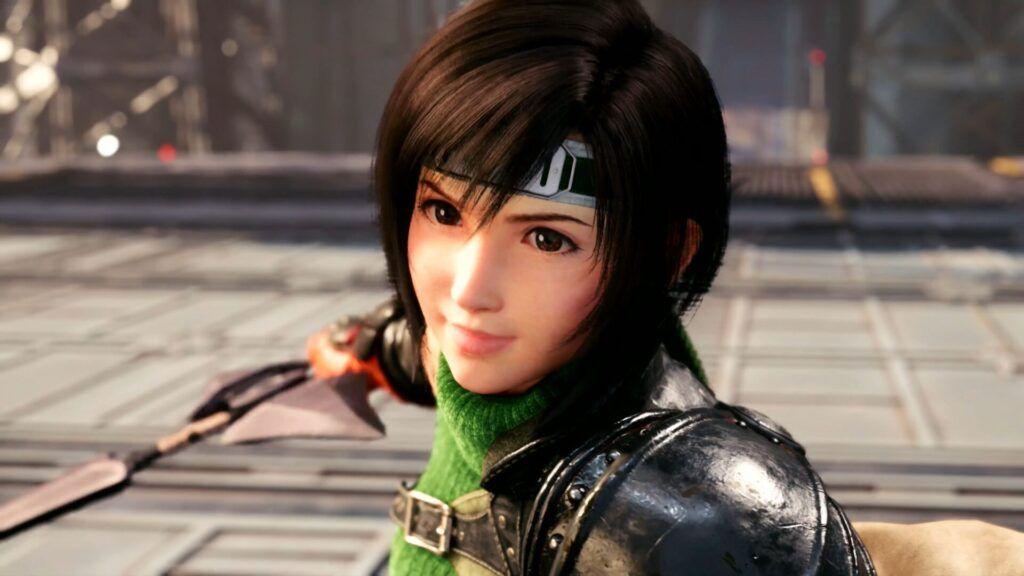 Final Fantasy VII Remake Intergrade: Episode INTERmission 1