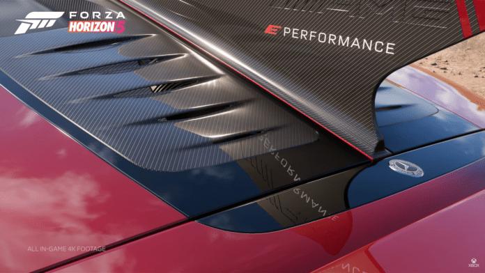 Forza Horizon 5 Reveal Trailer Xbox Series X Xbox Series S PC Mercedes AMG One