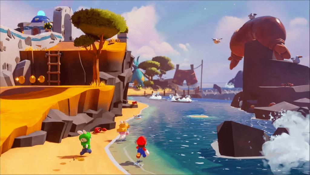Mario + Rabbids Sparks of Hope Nintendo Switch 2