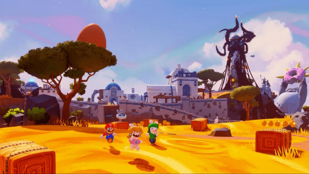 Mario + Rabbids Sparks of Hope Nintendo Switch 3