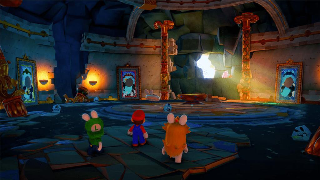 Mario + Rabbids Sparks of Hope Nintendo Switch 4