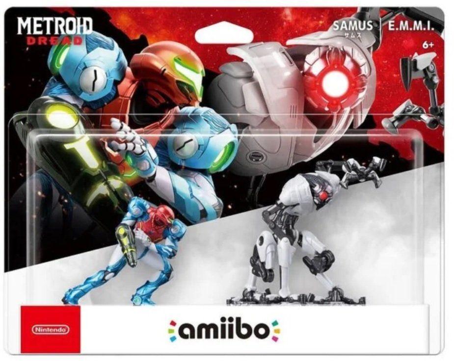 Metroid Dread Nintendo Switch Amiibo