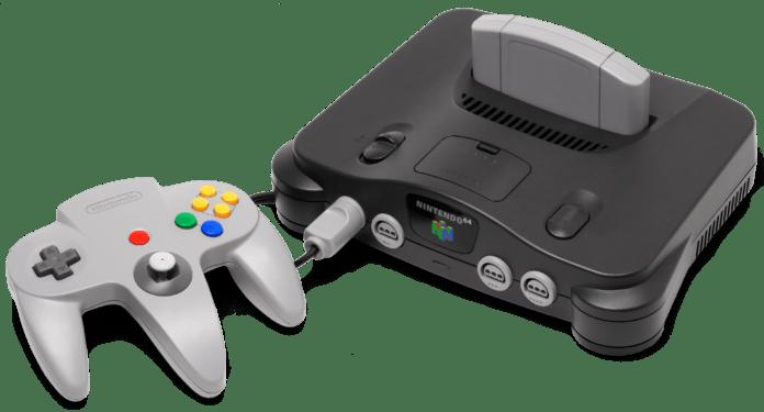 Nintendo 64 25 anni