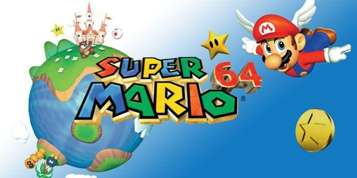 Nintendo 64 25 anni Suepr Mario 64 1