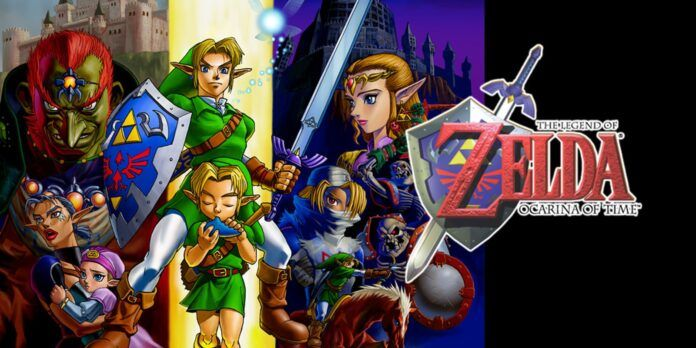 Nintendo 64 25 anni The Legend of Zelda Ocarina of Time 1