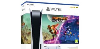 PlayStation 5 Ratchet and Clank Rift Apart Bundle 2