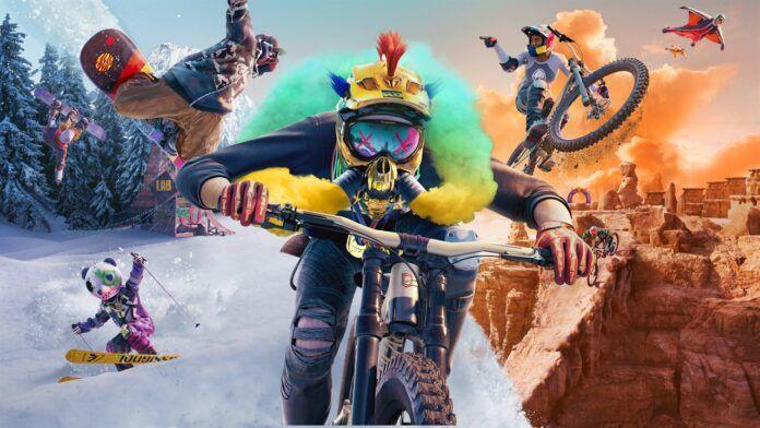 Riders Republic Ubisoft