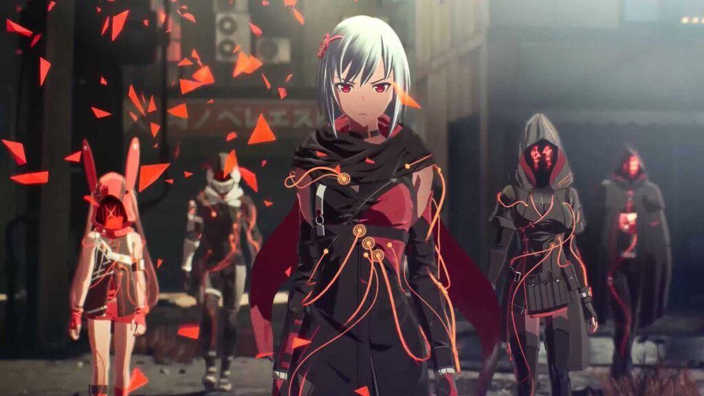 Scarlet Nexus 1