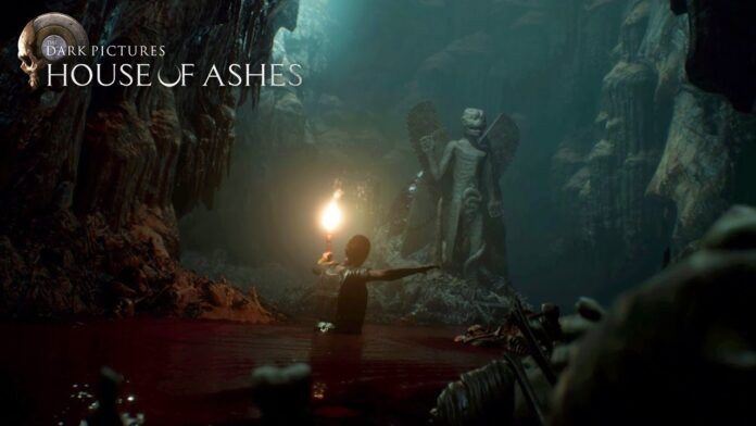 The Dark Pictures Anthology House of Ashes Bandai Namco