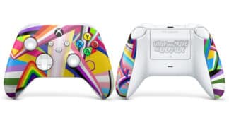 Xbox Pride Month 2021 Controller