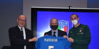 nazionale calcio italiana playstation partner