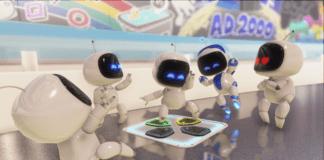 PlayStation Studios Astro's Playroom Astro Bot's Team Asobi Action 3D DualSense PS5 PlayStation 5