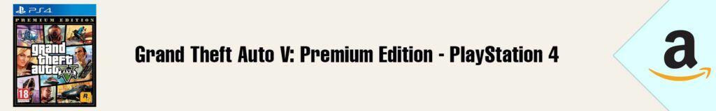 Banner Amazon GTA 5 PS4