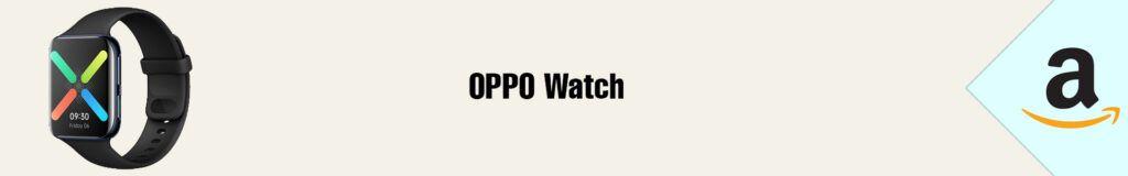 Banner Amazon Oppo Watch
