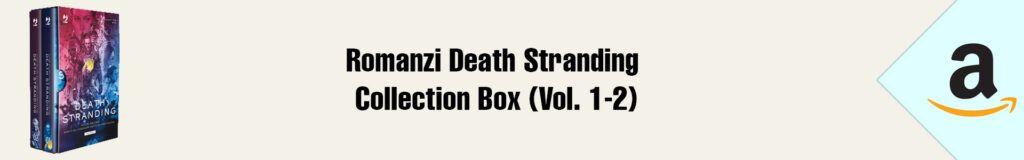 Banner Amazon Romanzi Death Stranding Collection Box
