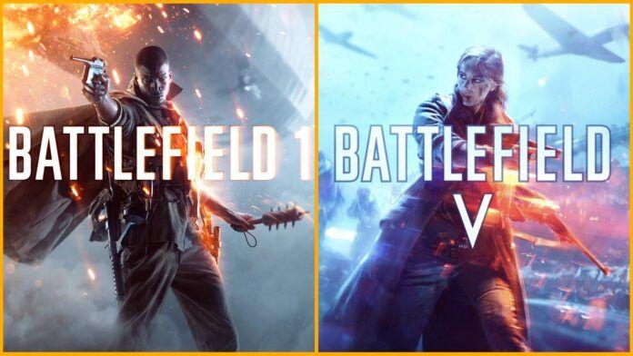 Battlefield 1 Battlefield 5 gratis con Amazon Prime and Twitch Prime