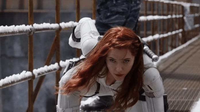 Black Widow Scarlett Johansson Disney Marvel Cinematic Universe DisneyPlus MCU Marvel Studios