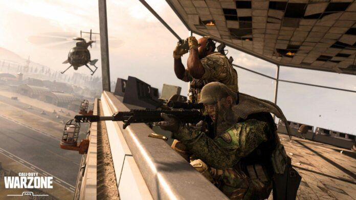 Call of Duty Warzone Cheater Silent Aim
