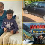 Dad sell his Toyota Aygo after son spends £1300 on Dragon Trainer game