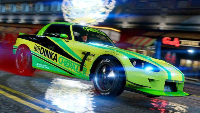 Rockstar Games GTA 5 Los Santos Tuners PlayStation 5 Xbox Series X Xbox Series S