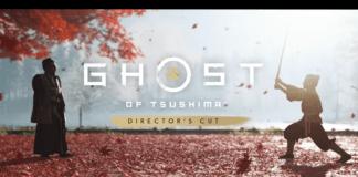 Ghost of Tsushima Director's Cut PlayStation 4 PlayStation 5