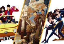 Man-Ga Sky Now TV Lupin 3 Berserk Occhi di Gatto