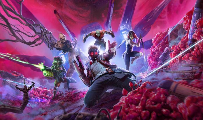 Marvel's Guardians of the Galaxy Eidos Montreal Square Enix