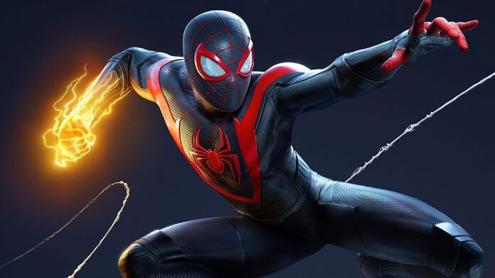 Marvel's Spider-Man Miles Morales Insomniac Games PlayStation 5