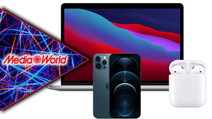 Offerte MediaWorld Apple
