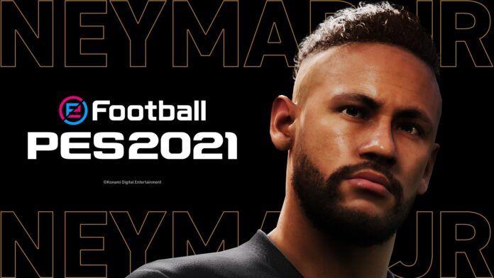 PES Konami Neymar Jr