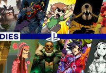 PlayStation Indie Sony