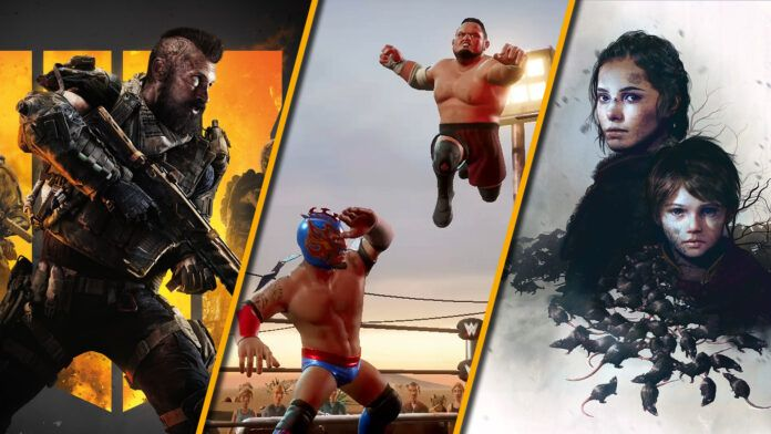 PlayStation Plus Luglio 2021 Call of Duty Black Ops 4 A Plague Tale Innocence WWE 2K Battlegrounds