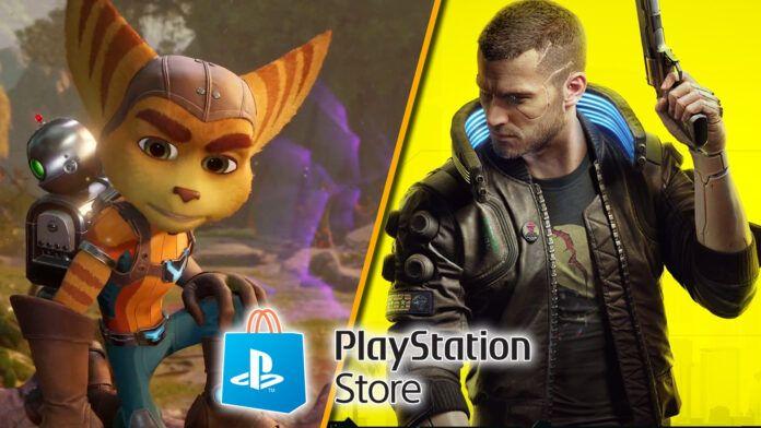PlayStation Store Luglio 2021 Dowload Ratchet And Clank Rift Apart Cyberpunk 2077