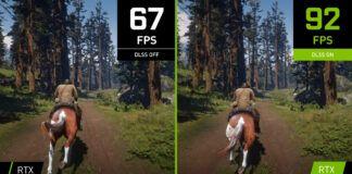 Red Dead Redemption 2 NVIDIA DLSS Rockstar Games