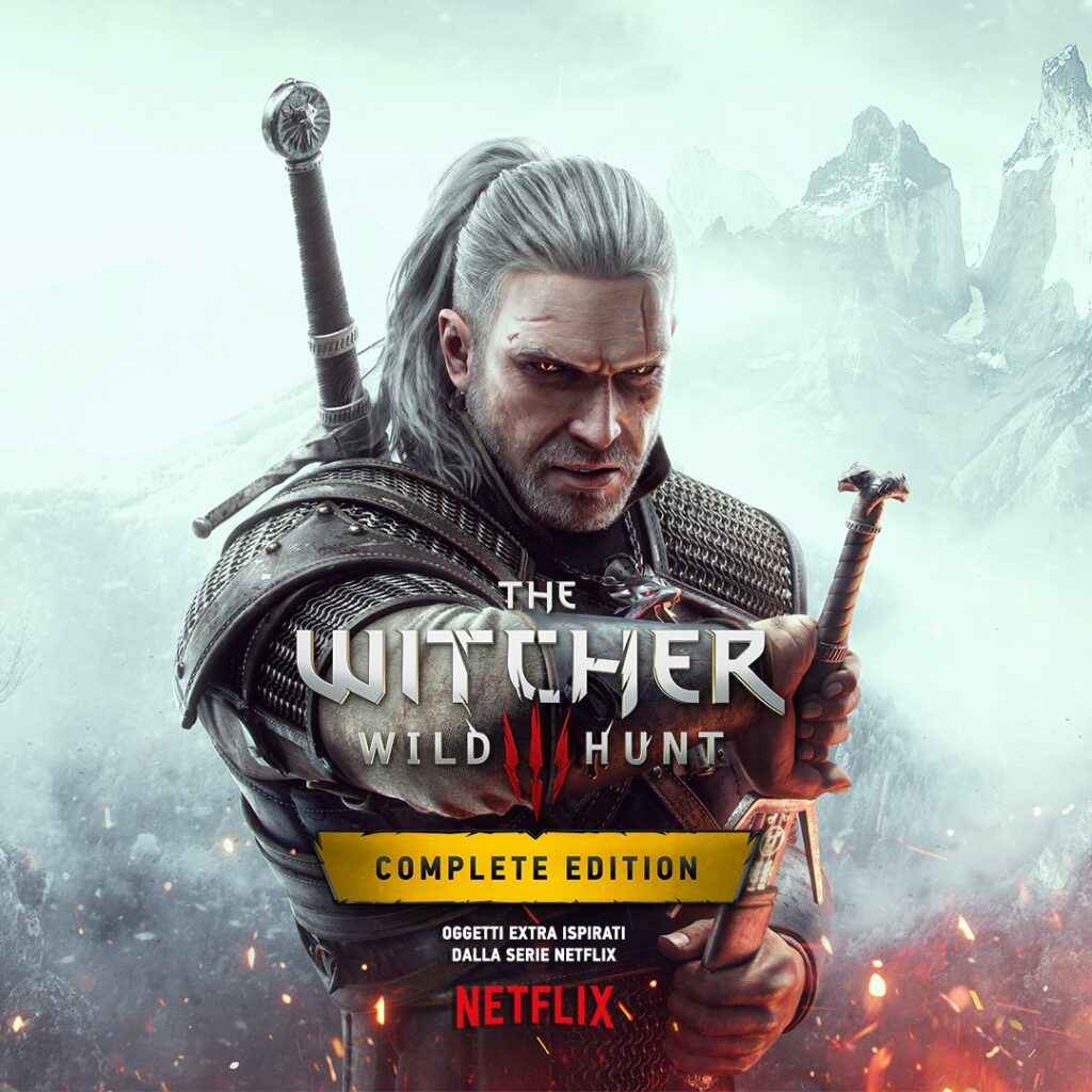 The Witcher 3 Aggiornamento PlayStation 5 Xbox Series X CD Projekt RED