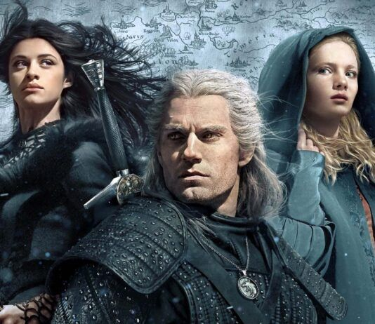 The Witcher Netflix Serie TV