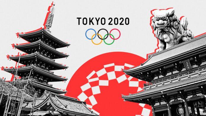 Tokyo 2020 Olimpiadi Cerimonia d'apertura