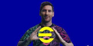 eFootball PES 2022 Konami
