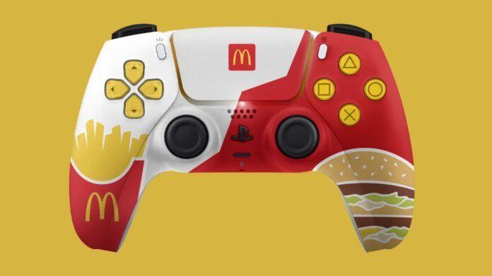 playstation dualsense mcdonald