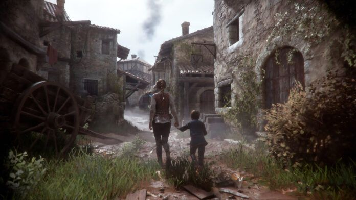 A Plague Tale Innocence Asobo Studio Epic Games Store