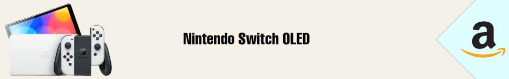 Banner Amazon Nintendo Switch OLED