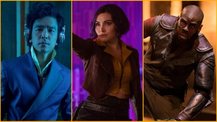 Cowboy Bebop netflix live action first images and release date
