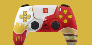 DualSense PlayStation 5 McDonald's contest giveaway Sony PlayStation
